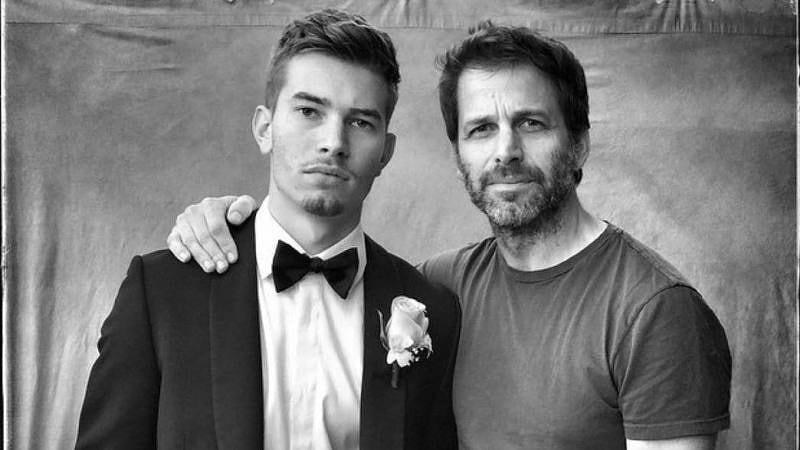Snyder's Son, NOT ROBIN...