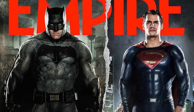 Batman (Gotham) v Superman (Metropolis)