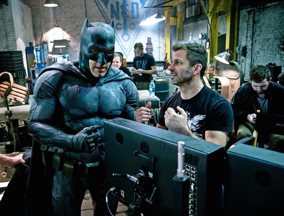 Snyder and Batfleck