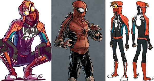 Possible Spidey Concepts