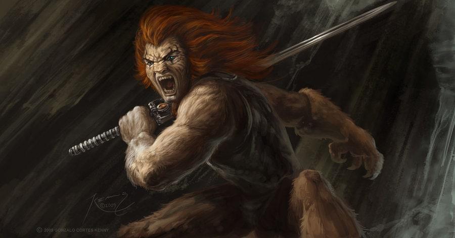 Lion O by Gonzalo Kenny