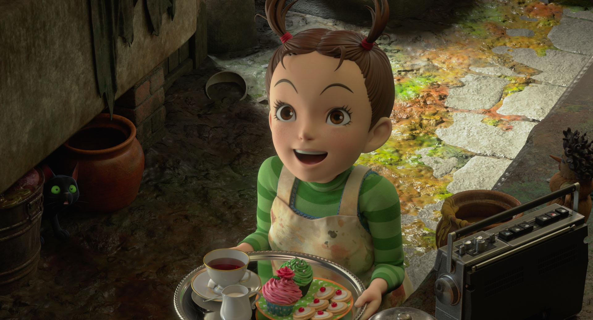 Studio Ghibli's first CG movie, 'Earwig and the Witch,' is an insult |  Engadget