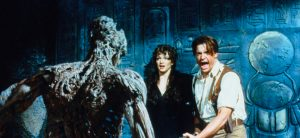 A still from the 1999 film The Mummy.