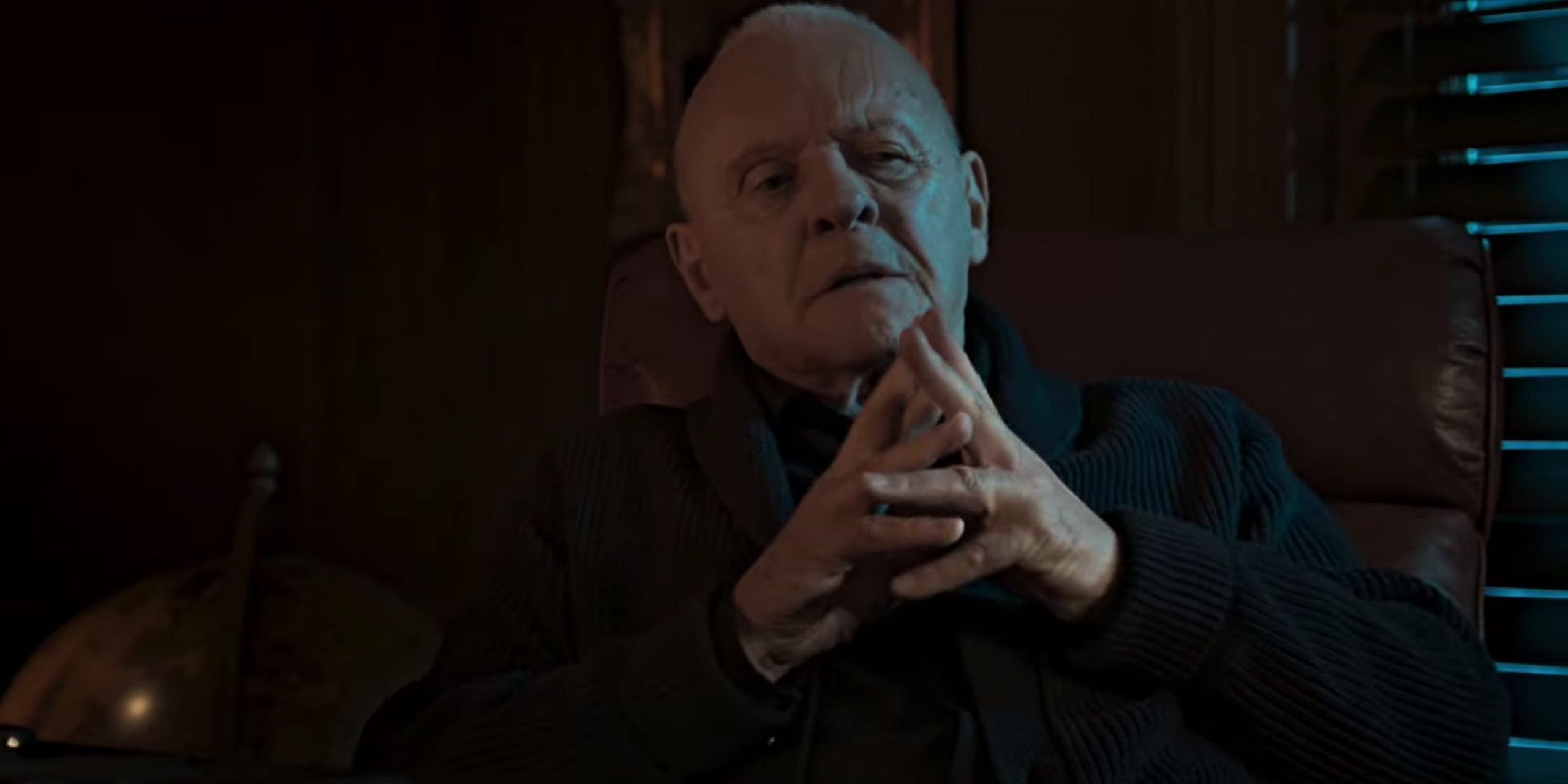 Anthony Hopkins Plays the Villain in New Trailer for The Virtuoso