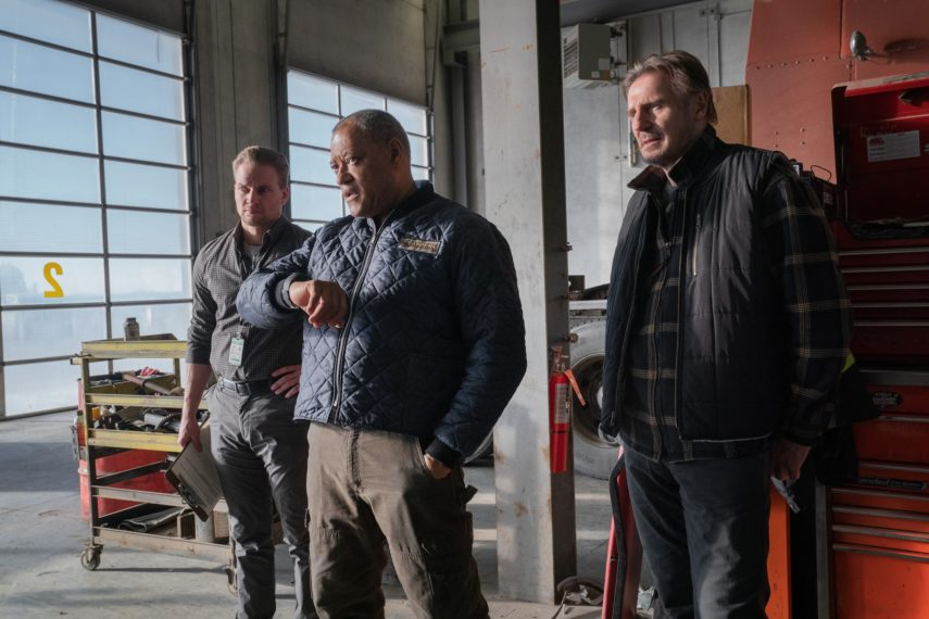 Liam Neeson & 'The Ice Road' Cast Braved Extreme Temps for the Action  Thriller | Entertainment | insidenova.com